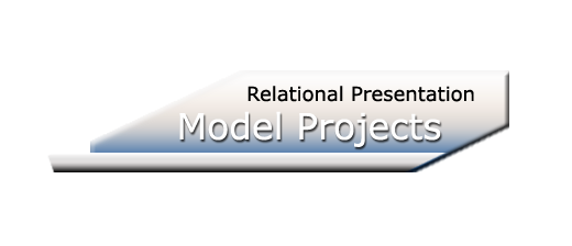 Relational Presentation Model Projects