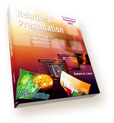 relational presentation books for interactive PowerPoint presentation
