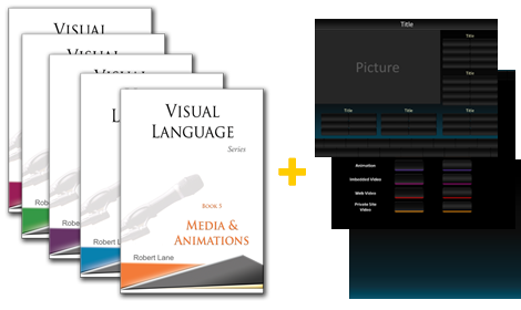 Book Series & Template Package Combo