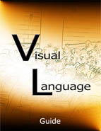 visual language guides explain how to work with pictures and hyperlink-based PowerPoint presentations