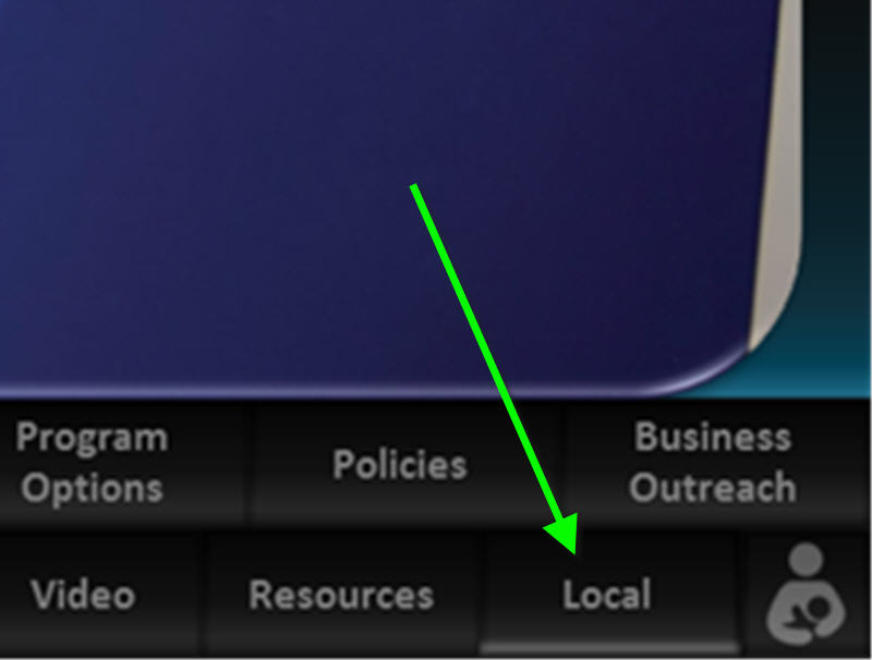 linking PowerPoint slide show to a platform